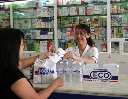 捷克药品分销商看好越南市场 hinh anh 1