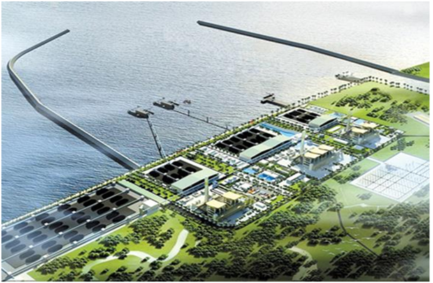 PVI保险公司为越南国家重点热电站订立保单 hinh anh 3