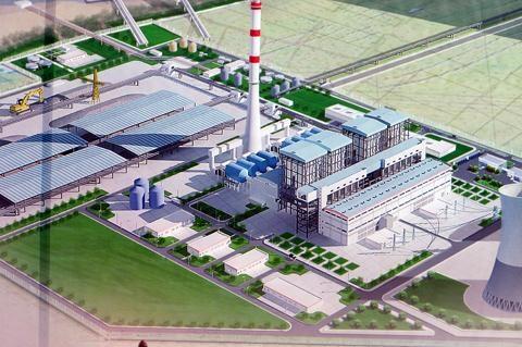 PVI保险公司为越南国家重点热电站订立保单 hinh anh 2