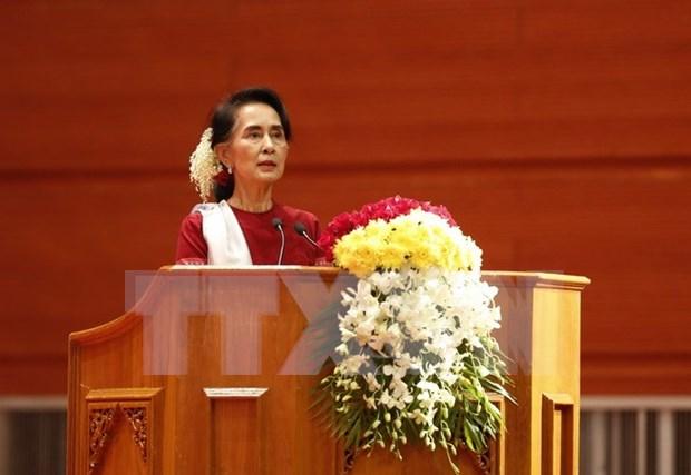 缅甸补选竞选活动将于1月30日启动 hinh anh 1