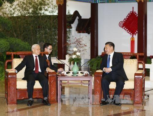 越通社一周(2017.1.9-2017.1.15)要闻回顾 hinh anh 1