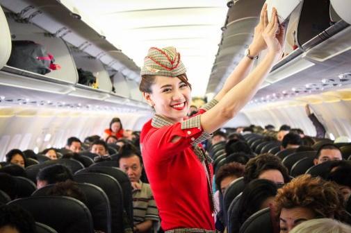 越捷航空公司开通胡志明市至台湾台中直达航线 hinh anh 2
