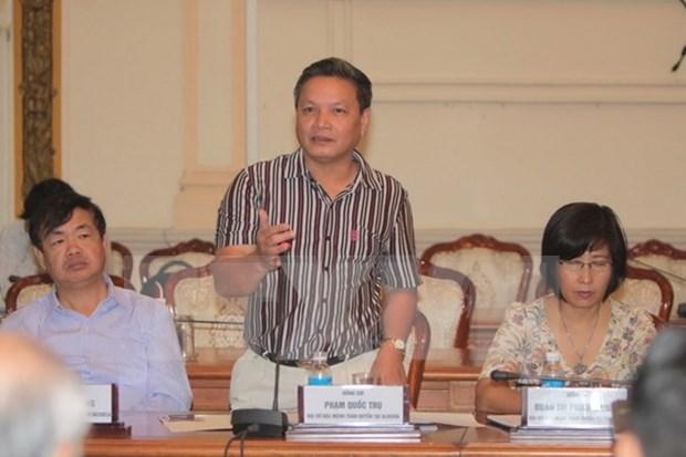 越南与阿尔及利亚进一步推动经济合作 hinh anh 1