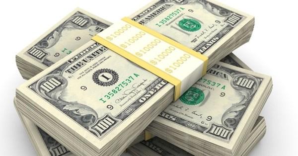 越盾兑美元中心汇率较前一日上涨13越盾 hinh anh 1