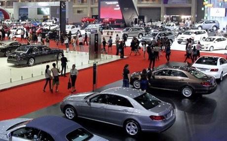 泰国超过中韩印成为越南最大的汽车供应市场 hinh anh 1