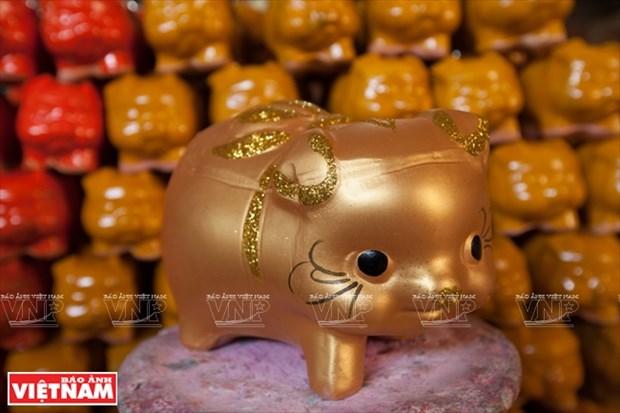 平阳省顺安县的莱眺泥猪产业 hinh anh 8