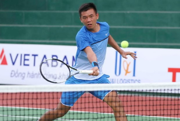 ATP单打世界排名:李黄南升至世界第640 hinh anh 1