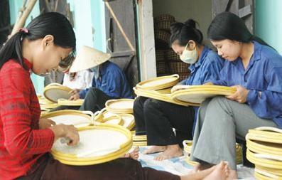 越南为140万名农村劳动者开展职业技能培训 hinh anh 1