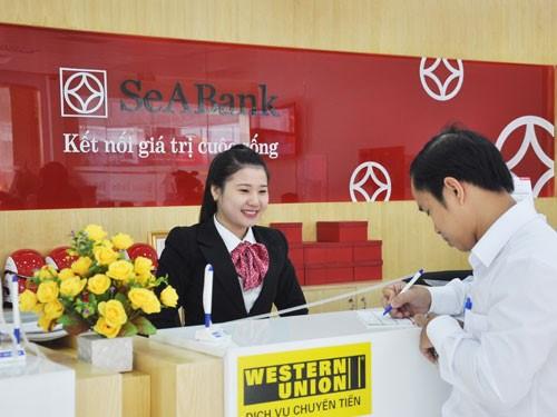 越南东南亚商业股份银行跻身越南企业500强 hinh anh 1