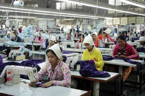 2017年柬埔寨经济增长率将达7% hinh anh 1