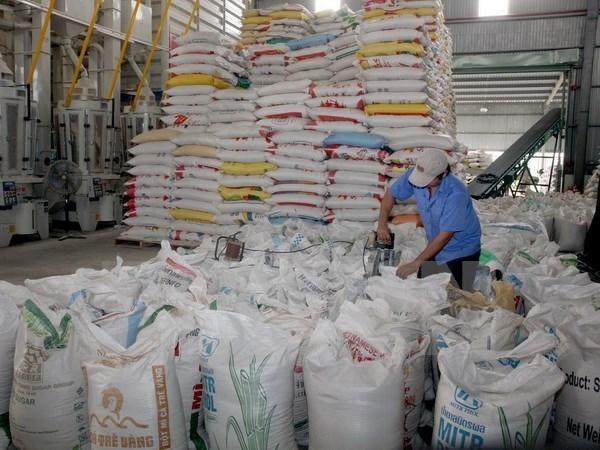 2017年越南大米出口量将达500多万吨 hinh anh 1