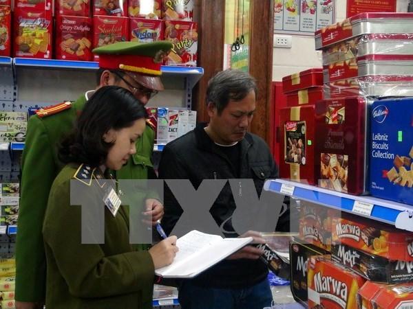 加强党对新时期食品安全的领导 hinh anh 1