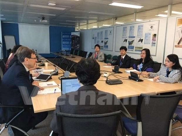 越南促进展开结束全球结核病战略 hinh anh 1