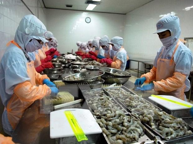 2017年越南水产出口额有望达74亿美元 hinh anh 1