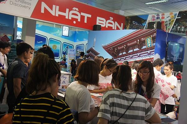 越南出境游人数增速位居亚太地区第二 hinh anh 1