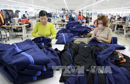 越南兴安省浦诺纺织工业园大力吸引投资 hinh anh 1