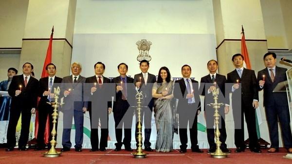 印度共和日68周年纪念典礼在胡志明市举行 hinh anh 1