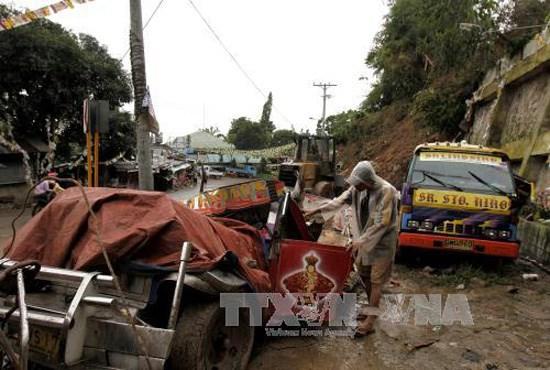 菲律宾政府拟关停近30座矿 hinh anh 1