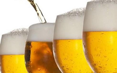 2017年越南啤酒生产量可达40亿升 hinh anh 1