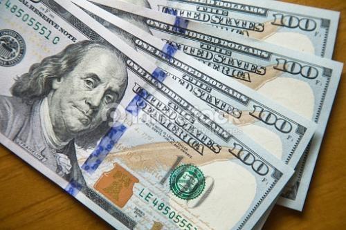 8日越盾兑换美元中心汇率上涨12越盾 hinh anh 1