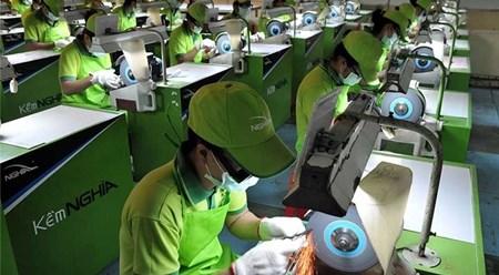 越南政府与企业同行 协助企业发展 hinh anh 1