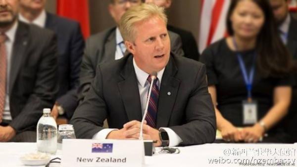 新西兰贸易部长:除美国外,11国3月将商讨TPP存续 hinh anh 1
