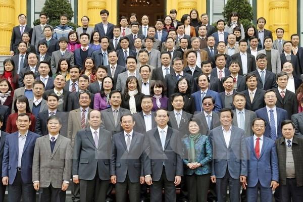 进一步提高战略参谋工作质量 为党和国家的领导和指导提供更好的服务 hinh anh 1