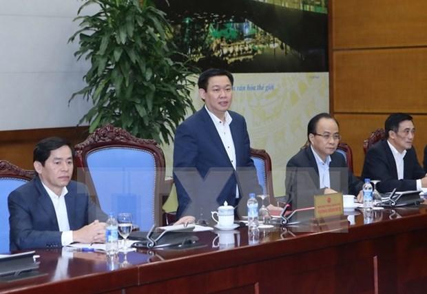 王廷惠副总理:突破市场瓶颈 为企业发展提供便利条件 hinh anh 1