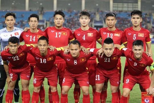 FIFA最新排名:越南居世界第136位 亚洲第22位 hinh anh 1