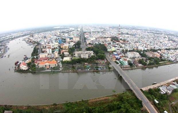 越南芹苴市与韩国开展智慧城市建设合作 hinh anh 1