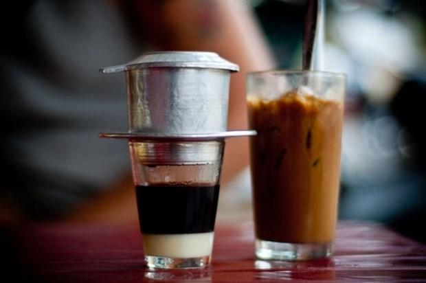 越南冰炼乳咖啡跻身世界上最好喝的咖啡 hinh anh 1