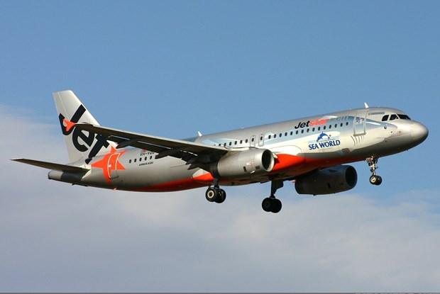 捷星航空即将开通越南至澳大利亚直达航线 hinh anh 1