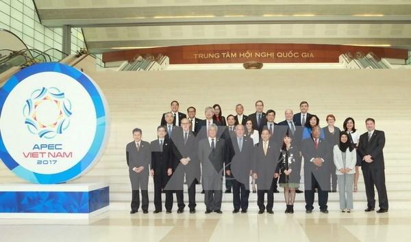 亚太经合组织第一次高官会和相关会议即将在庆和省举行 hinh anh 1