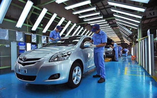 2017年1月份越南汽车销量大幅下降 hinh anh 1