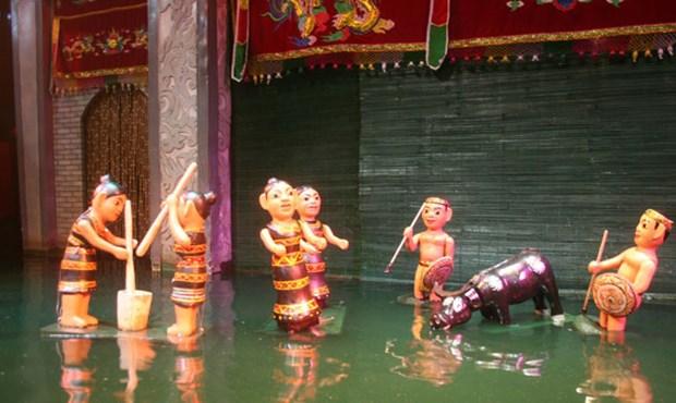 越南升龙水上木偶戏剧院将参加波兰国际艺术节 hinh anh 1