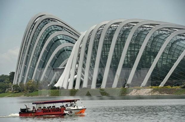 新加坡2016年的国际游客到访量达1640万人次 hinh anh 1