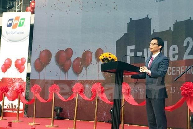 武德儋副总理:切实加强人力资源与基础设施建设服务于科学技术发展事业 hinh anh 1