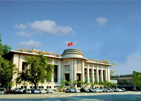 2017年越南国家银行将致力于处理坏账 hinh anh 1