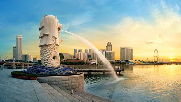 新加坡跻身全球外商直接投资的五大首选投资地 hinh anh 1