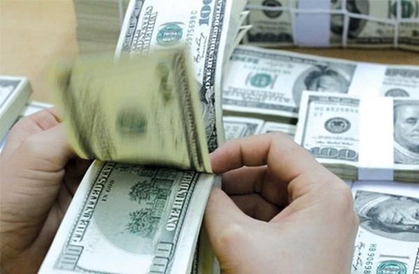 15日越盾兑换美元中心汇率上涨1越盾 hinh anh 1
