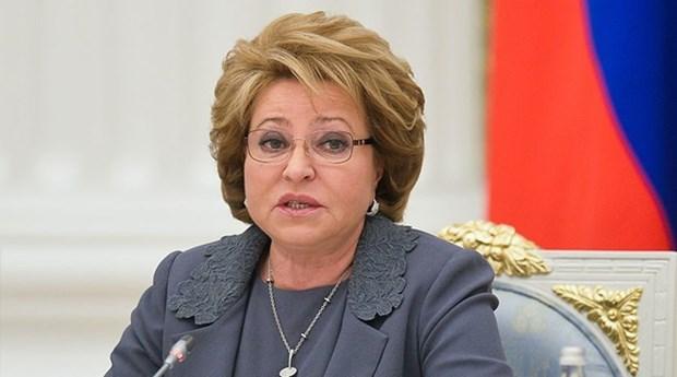 俄罗斯联邦委员会主席即将对越南进行正式访问 hinh anh 1