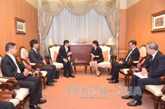 越泰外交部第6次政治磋商在曼谷召开 hinh anh 1