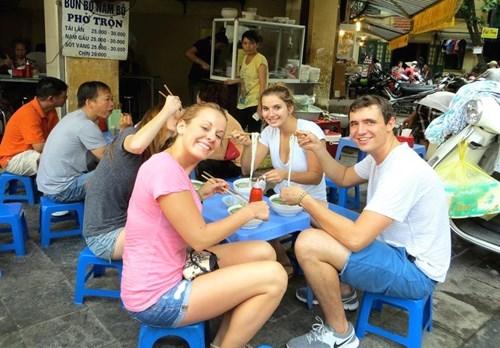 河内——最佳旅游目的地 hinh anh 1