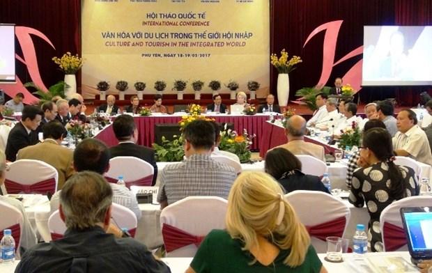"""""""融入国际社会过程中文化及旅游发展""""研讨会在富安省举办 hinh anh 1"""