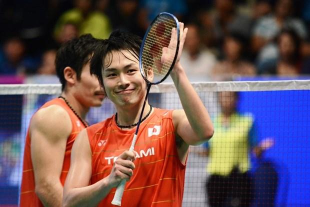 2017年亚洲羽毛球混合团体锦标赛:冠军花落日本 hinh anh 1