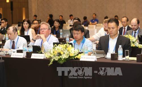 2017年亚太经合组织第一次高官会及系列会议进入第五天 hinh anh 1
