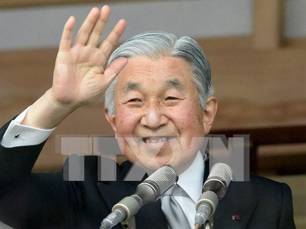 日本天皇和皇后即将对越南进行国事访问 hinh anh 1