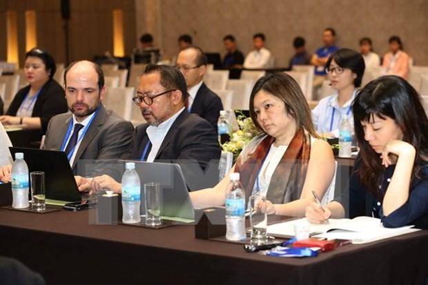 2017年APEC峰会:APEC第一次高官会期间召开系列相关会议 hinh anh 1