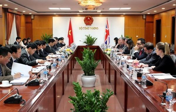 英国一直将越南视为潜在的重要经贸伙伴 hinh anh 1