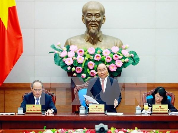 越南政府总理阮春福:表彰奖励工作应确保及时性、准确性和针对性 hinh anh 1